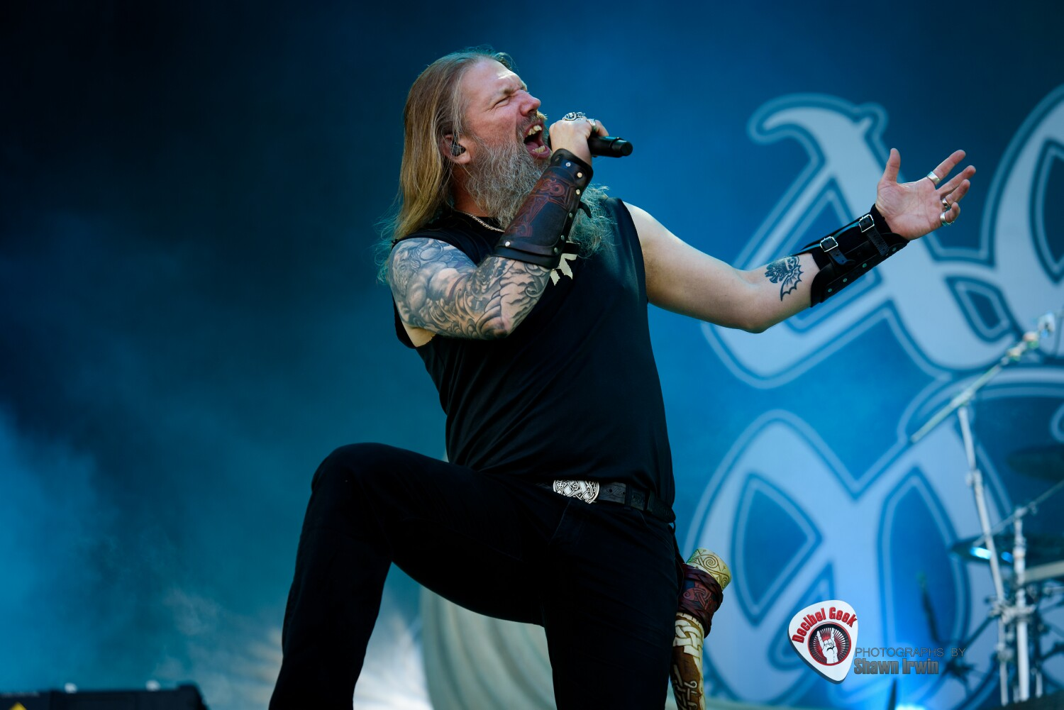Amon Amarth #1-Sweden Rock 2019-Shawn Irwin