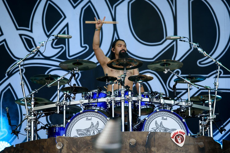 Amon Amarth #10-SRF 2019-Shawn Irwin
