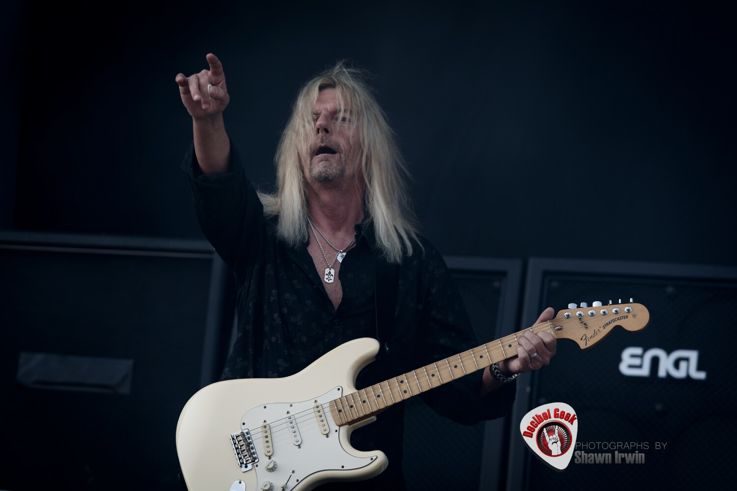 Axel Rudi Pell #1-Sweden Rock 2019-Shawn Irwin
