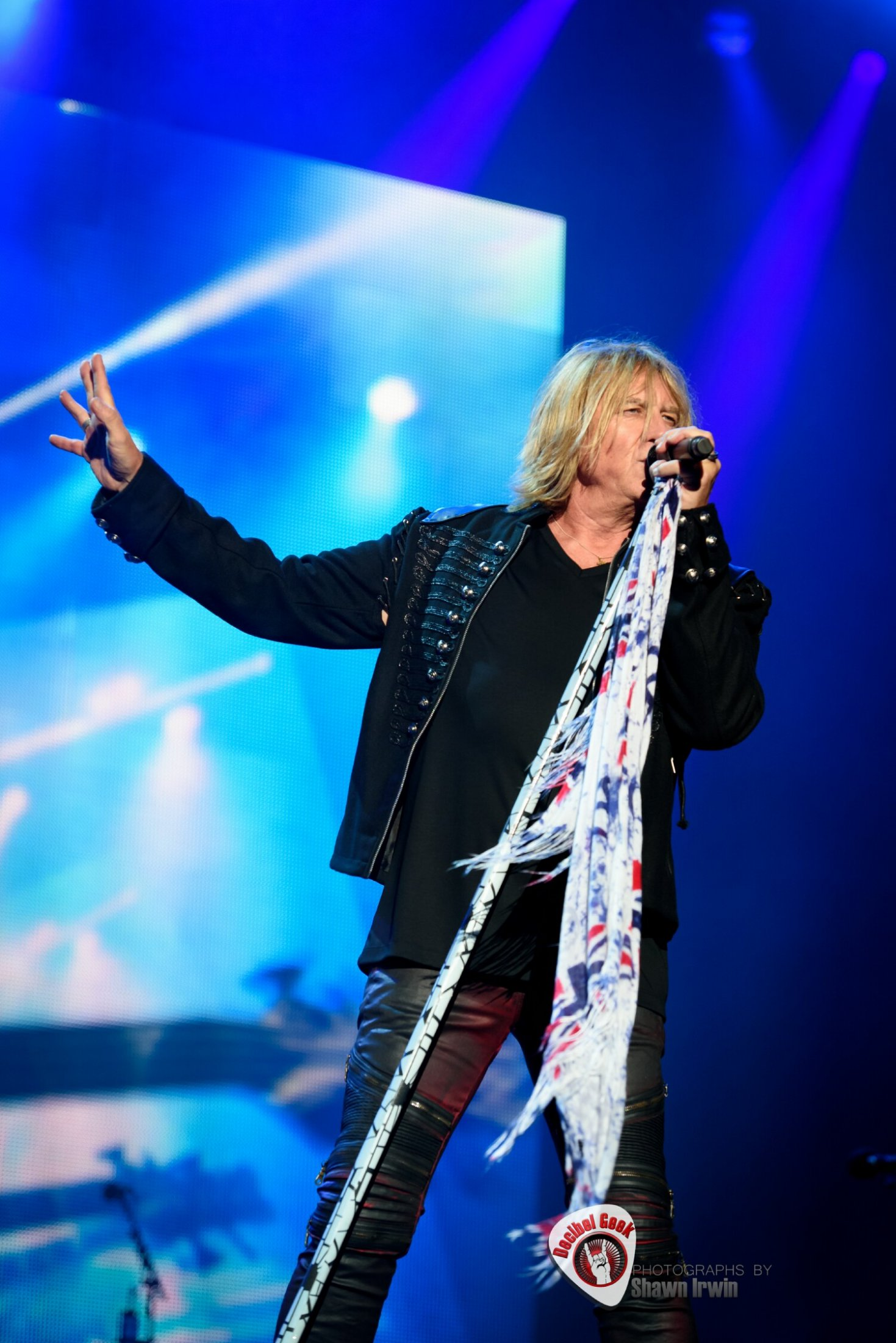 Def Leppard #1-Sweden Rock 2019-Shawn Irwin