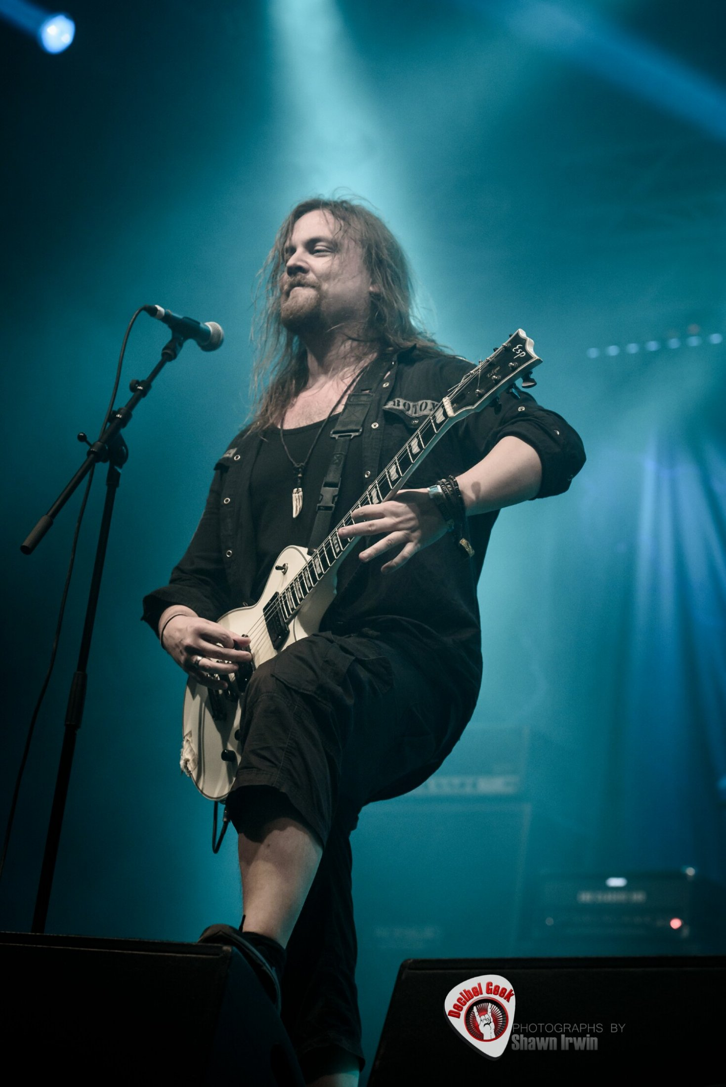 Dynasty #5-Sweden Rock 2019-Shawn Irwin