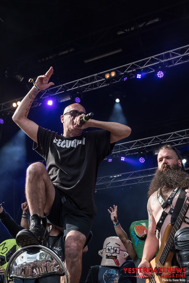Green Jellÿ #11-Sweden Rock 2019-Diane Webb