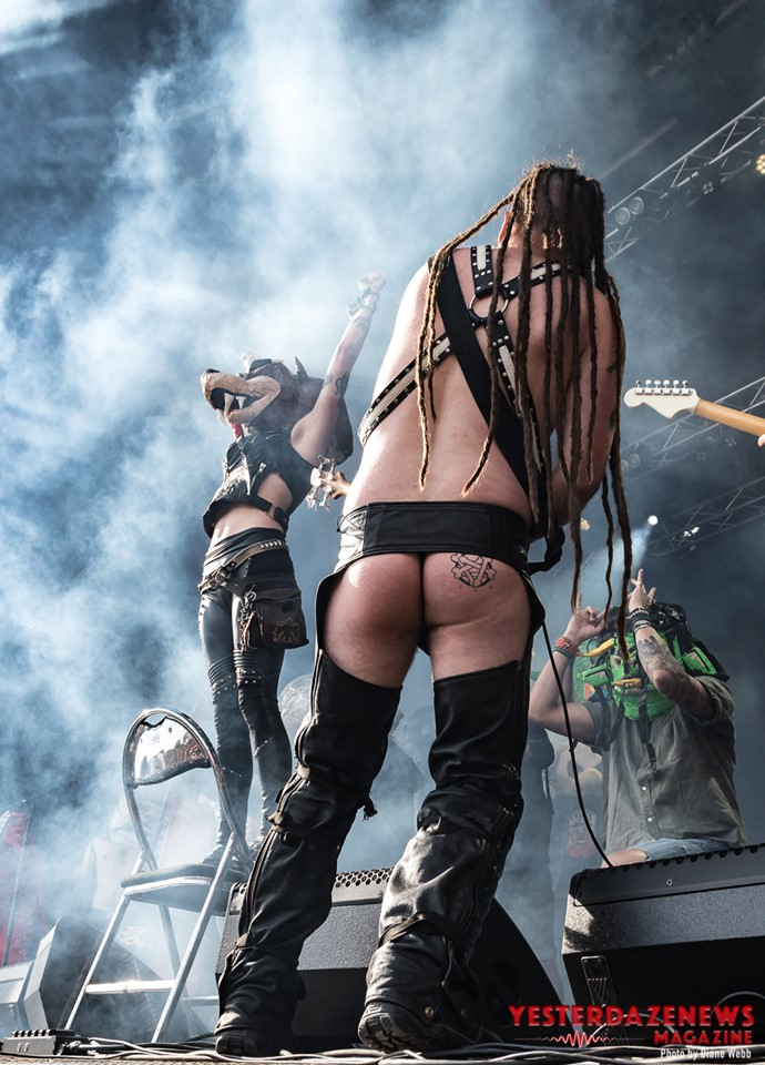 Green Jellÿ #22-Sweden Rock 2019-Diane Webb