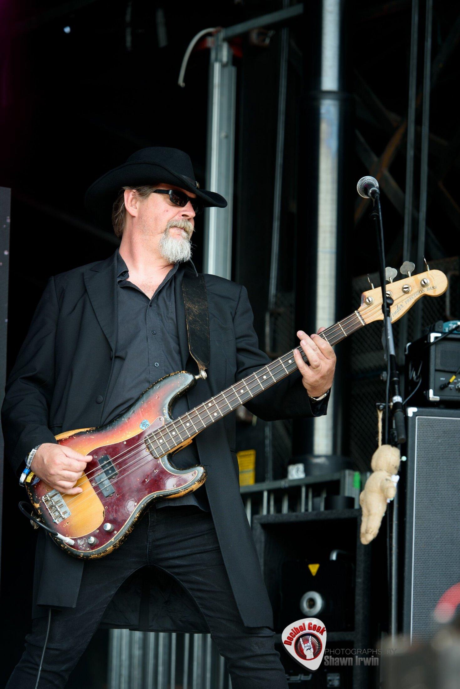 James Holkworth The Coolbenders #2-Sweden Rock 2019-Shawn Irwin