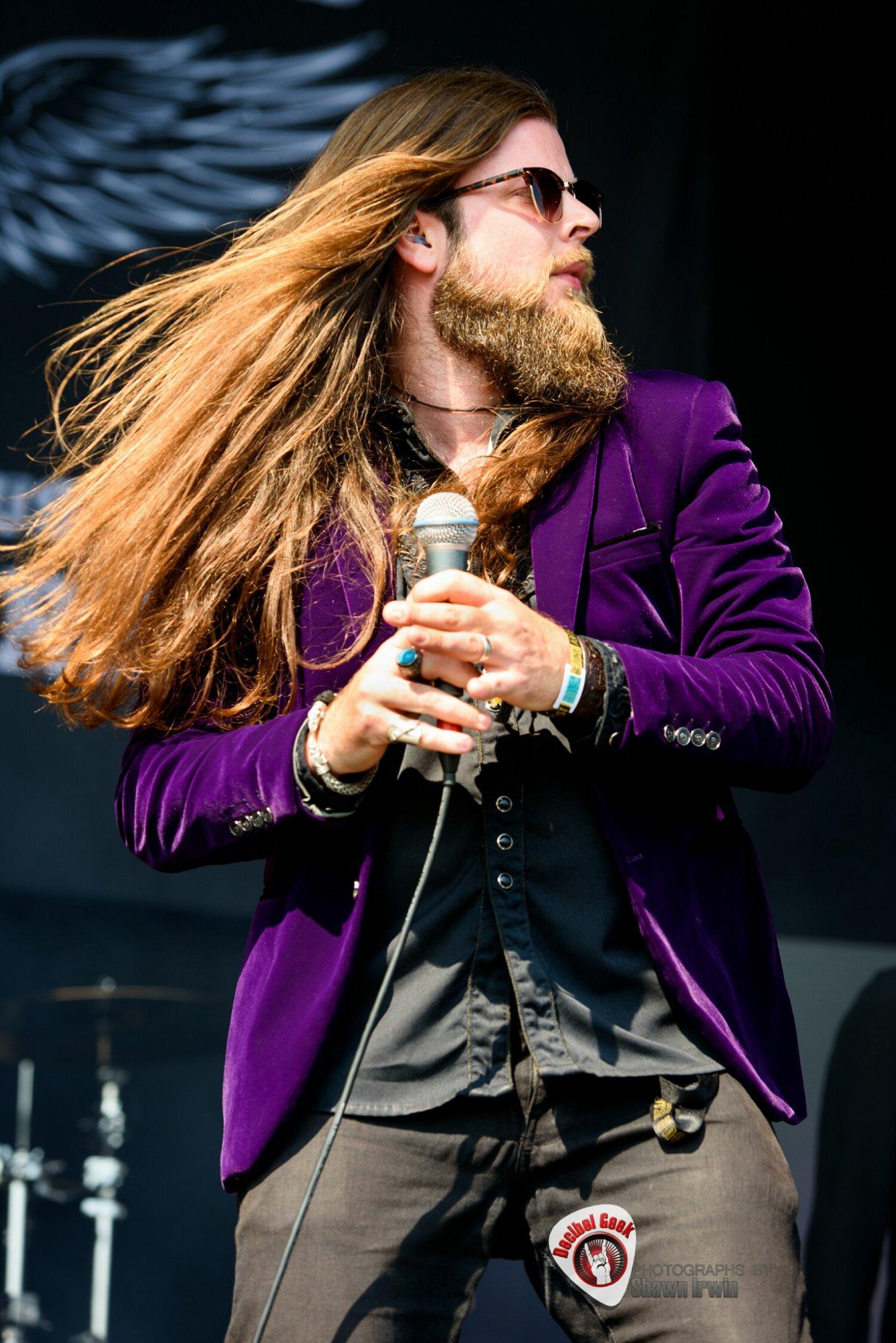 James Holkworth The Coolbenders #8-Sweden Rock 2019-Shawn Irwin