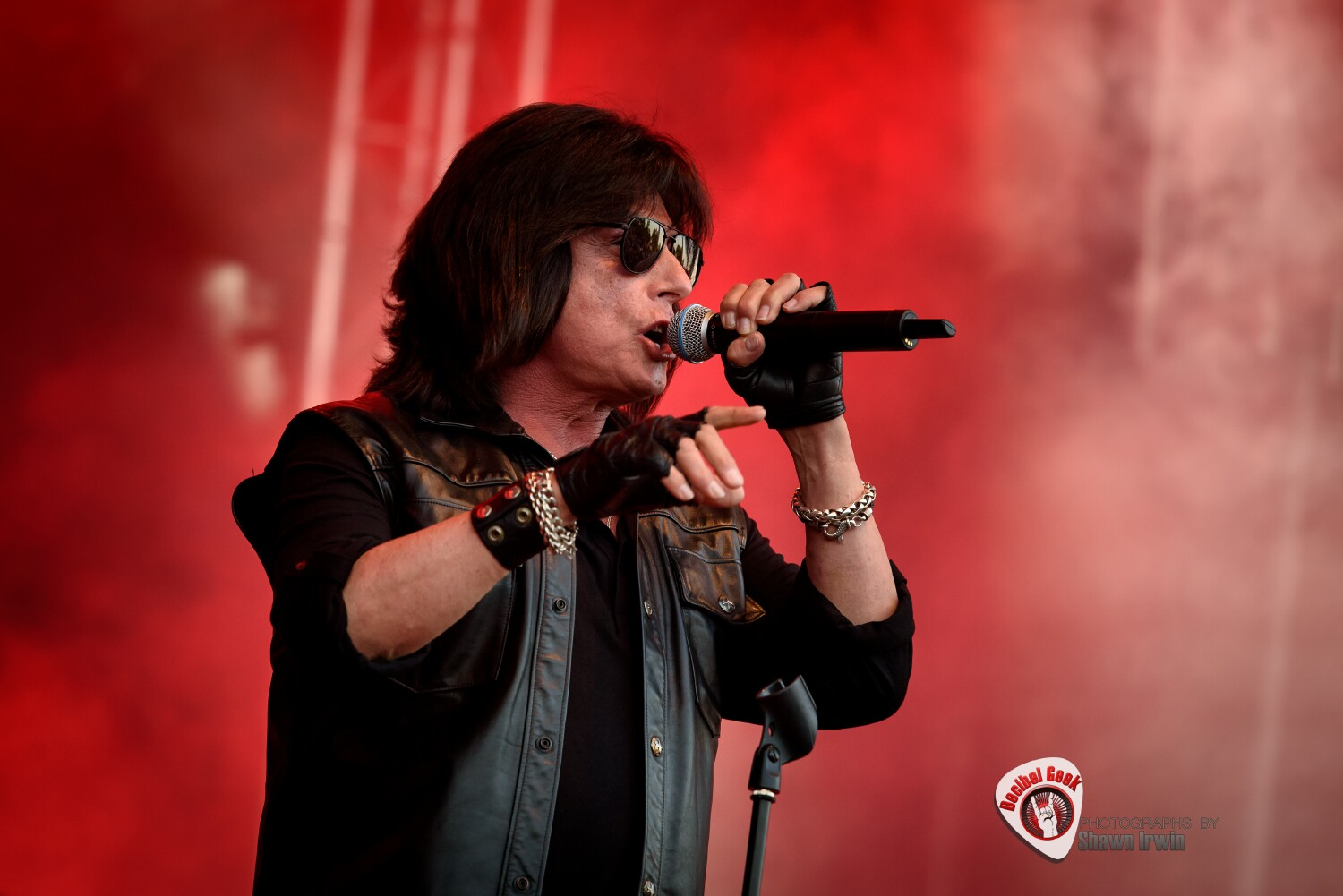 Joe Lynn Turner #34-Sweden Rock 2019-Shawn Irwin