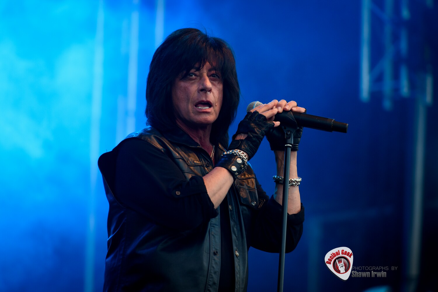 Joe Lynn Turner #6-Sweden Rock 2019-Shawn Irwin