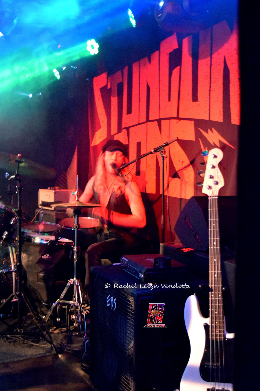 StunGun Sons - HBJ 2020-Rachel Leigh Vendetta CGCM 24