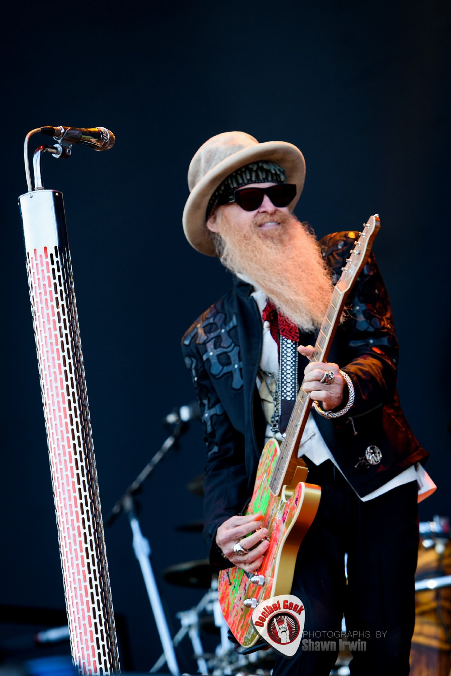 ZZ-Top #1-Sweden Rock 2019-Shawn Irwin