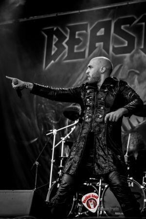 Beast In Black #19-SRF 2019-Shawn Irwin