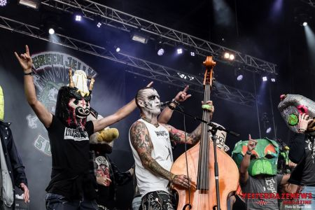 Green Jellÿ #21-Sweden Rock 2019-Diane Webb