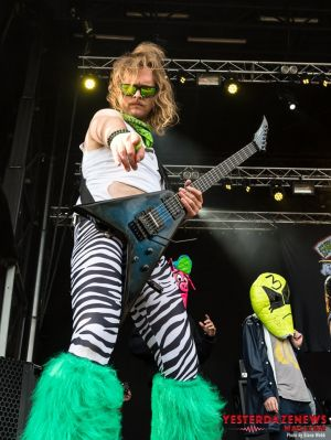 Green Jellÿ #7-Sweden Rock 2019-Diane Webb