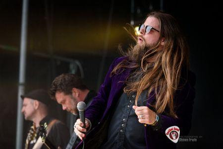James Holkworth The Coolbenders #27-Sweden Rock 2019-Shawn Irwin