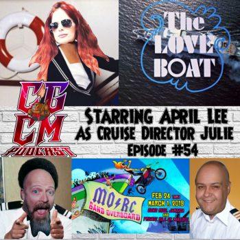 MORC 2019 - CGCM Podcast EP#54 - April Lee