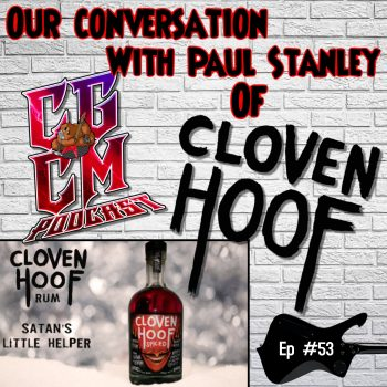 CGCM Podcast EP#53 - Paul Stanley