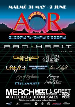 Swedish AOR Convention - Poster