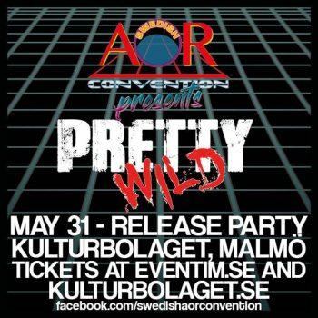 Pretty Wild - Interstae 13 - Swedish AOR Con