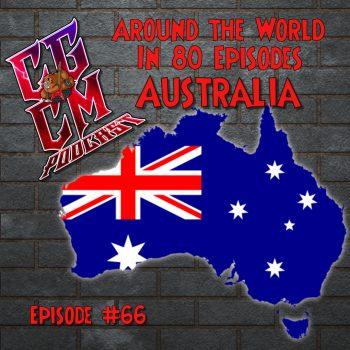 CGCM Podcast EP#66 - Australia - Around the World