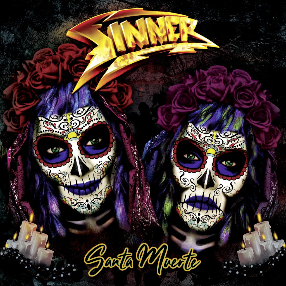 SINNER - Santa Muerte (Album Review) - cgcmpodcast com