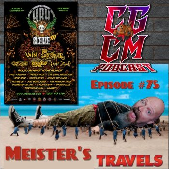 CGCM Podcast EP#75-HRH Sleaze III