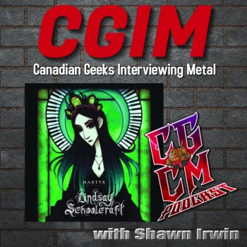 LINDSAY SCHOOLCRAFT (Interview) (CGIM Interview #1-Shawn Irwin)