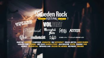 SWEDEN ROCK 2020 - First Band Reveal (News)
