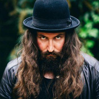 Jack J Hutchinson: The Man With The Hat (photo C/O Rob Blackham)