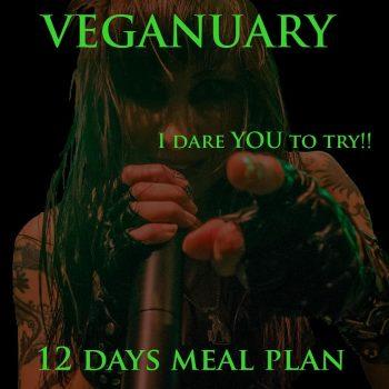 Liv Sin Veganuary 2019
