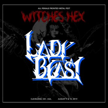 Witches Hex Fest 2019 - Lady Beast